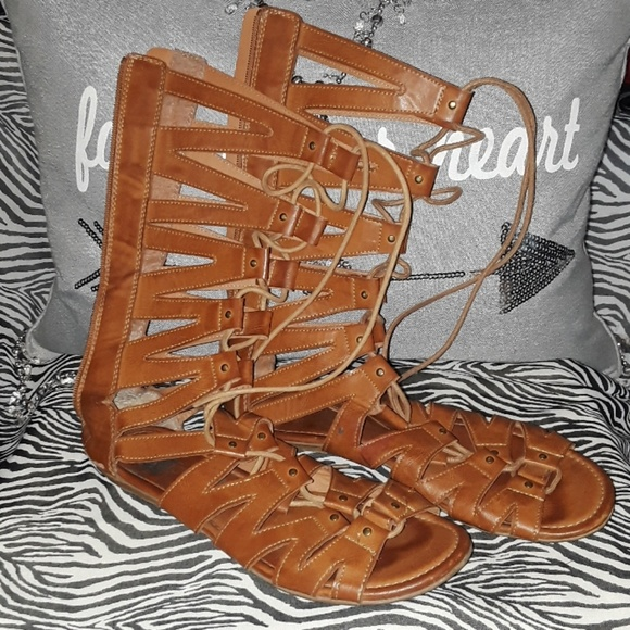 incredible prices brand new new arrive me too Shoes | Sz8 New Too Gladiator Sandals | Poshmark